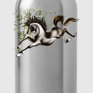 Running Horse-plain - Water Bottle