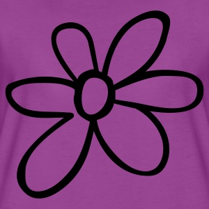 Light pink Flower Baby Body - Women's Premium T-Shirt
