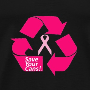 save your cans  Hoodies - Men's Premium T-Shirt