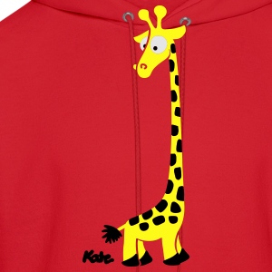 Purple Giraffe Women's T-Shirts - Men's Hoodie