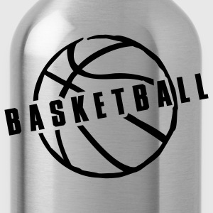 Heather grey Basketball Sweatshirts - Water Bottle