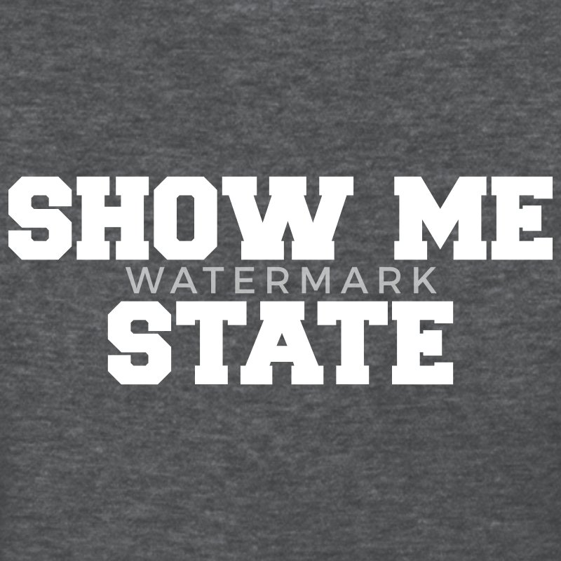 Deep heather missouri show me state Women's T-Shirts - Women's T-Shirt