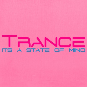 Pink Trance State of Mind Women's T-Shirts - Tote Bag