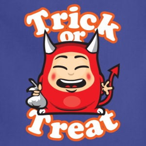 Trick or treat T-Shirts - Adjustable Apron