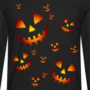 The pumpkins T-Shirts - Men's Premium Long Sleeve T-Shirt