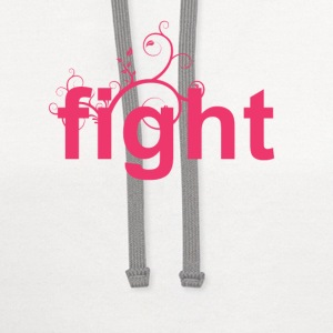 fight Women's T-Shirts - Contrast Hoodie
