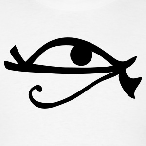 Egyptian hieroglyphic eye EGYPT  Hoodies - Men's T-Shirt