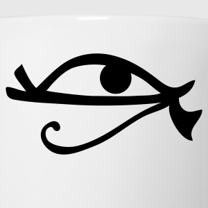 Egyptian hieroglyphic eye EGYPT  Hoodies - Coffee/Tea Mug