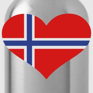 Norway Women's T-Shirts - Water Bottle
