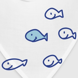 Happy Fishies - Bandana