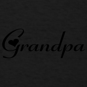 grandpa Caps - Men's T-Shirt