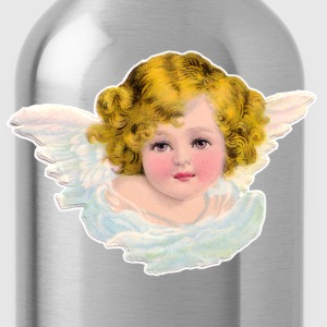 Vintage Angel - Water Bottle