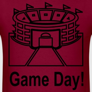 game_day_101 Hoodies - Men's T-Shirt
