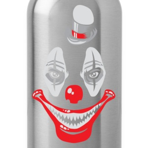 Naughty clown T-Shirts - Water Bottle