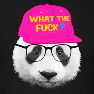panda what the fuck ? Hoodies - Men's T-Shirt