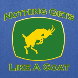 Nothing Gets Like A Goat Kids' Shirts - Tote Bag