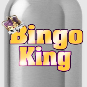 Bingo King T-Shirts - Water Bottle