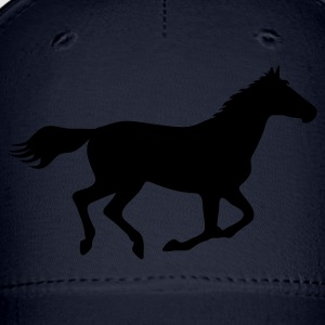 Horse Pony Riding Rider Women's T-Shirts - Baseball Cap