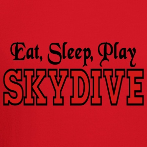 Eat Sleep Play Skydive T-Shirts - Crewneck Sweatshirt