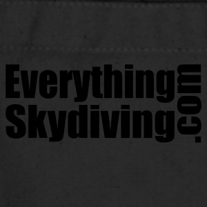 Skydive With Wings Hoodies - Eco-Friendly Cotton Tote