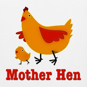 Mother Hen Kids' Shirts - Men's Premium Tank