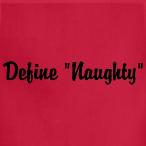 Define Naughty - Adjustable Apron