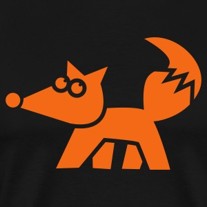 funky fox FOXY Tanks - Men's Premium T-Shirt