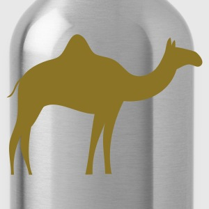 gold camel Tanks - Water Bottle
