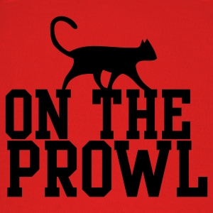 ON THE PROWL with pussy cat and type Tanks - Baseball Cap