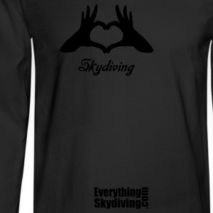 Love Skydiving - Men's Long Sleeve T-Shirt