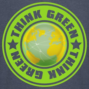 Think_Green - Vintage Sport T-Shirt