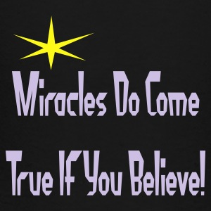 miracles_do_come_true Bags  - Toddler Premium T-Shirt