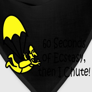60 Seconds Of Ecstasy, Then I Chute! - Bandana