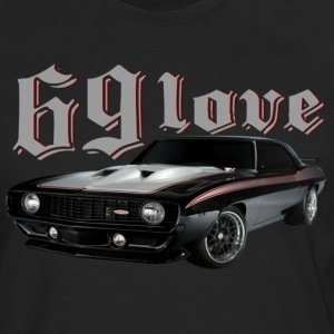 Camaro Love - Men's Premium Long Sleeve T-Shirt