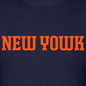 New York Hoodie - Men's T-Shirt