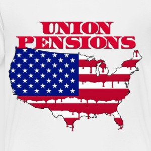 Union Pensions Kids' Shirts - Toddler Premium T-Shirt
