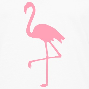 Flamingo Women's T-Shirts - Men's Premium Long Sleeve T-Shirt