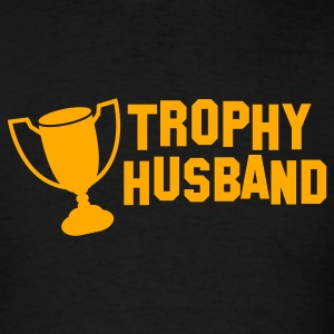 trophy husband Tanks - Men's T-Shirt