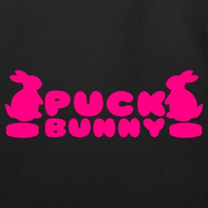 Pucky bunnies Bunny Hockey ladies Tanks - Eco-Friendly Cotton Tote
