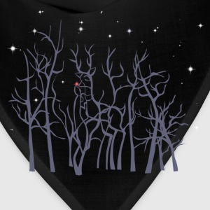 Roudolf  in the Woods T-Shirts - Bandana