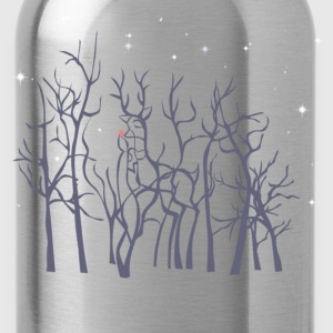 Roudolf  in the Woods T-Shirts - Water Bottle