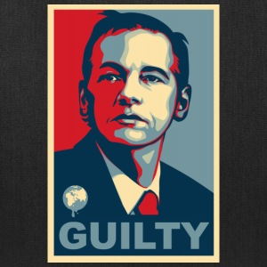 Assange Guilty Wikileaks Kids' Shirts - Tote Bag