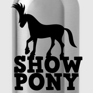 SHOW PONY Sweatshirts - Water Bottle