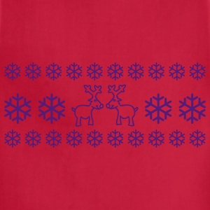 reindeer Hoodies - Adjustable Apron