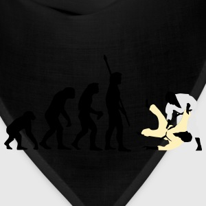 evolution_judo_a_3c T-Shirts - Bandana