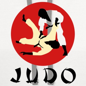 judo_c_3c T-Shirts - Contrast Hoodie