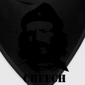 Chocolate/tan Cheech Men - Bandana