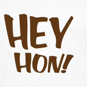 Hey Hon! - Baltimore Hoodie - Men's Premium Long Sleeve T-Shirt
