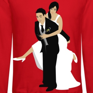 wedding - Crewneck Sweatshirt