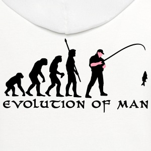 evolution_angler_b_2c_fisch T-Shirts - Contrast Hoodie
